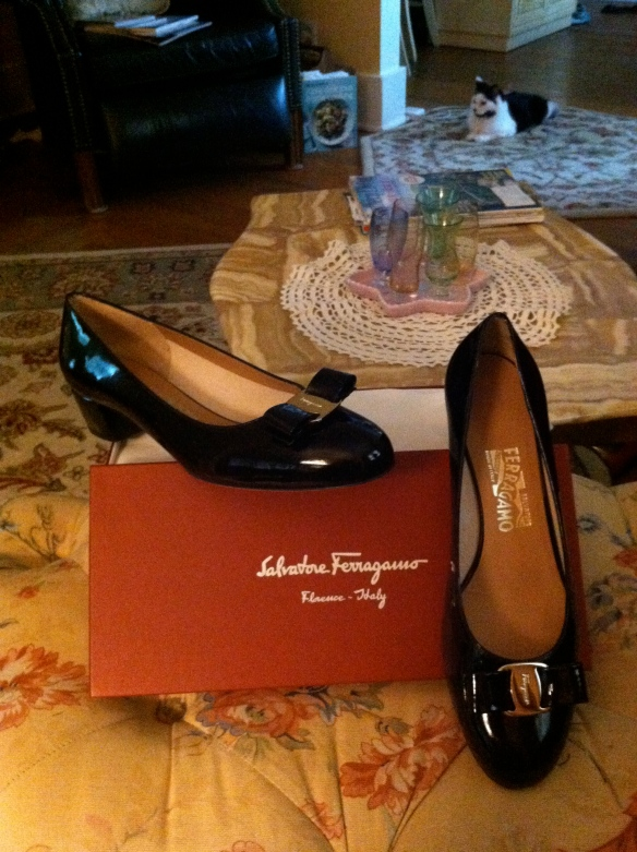 The iconic 'Vara' shoes - tangledpasta.net