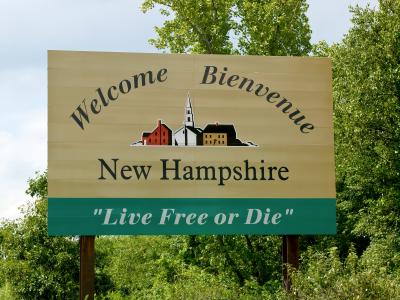 New Hampshire, J.D. Salinger's refuge - tangledpasta.net