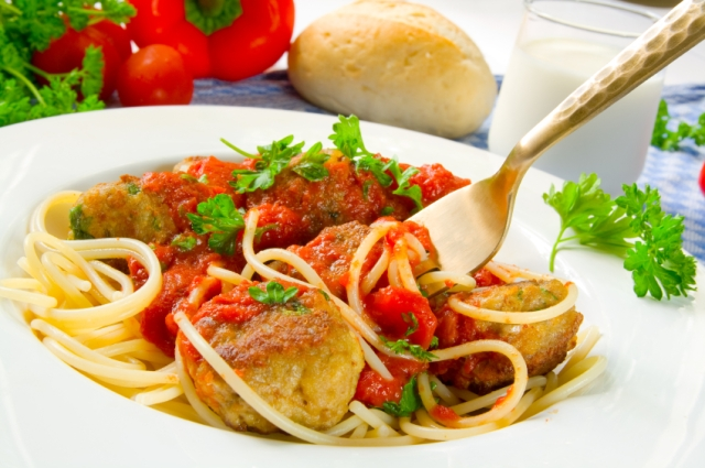 "Nothing beats ""The Classic"" pasta dish in our family - tangledpasta.net"