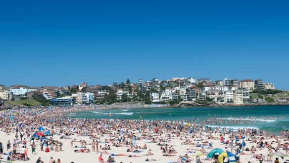 Without the Internet, I envisioned myself somewhere warm, like Australia - tangledpasta.net