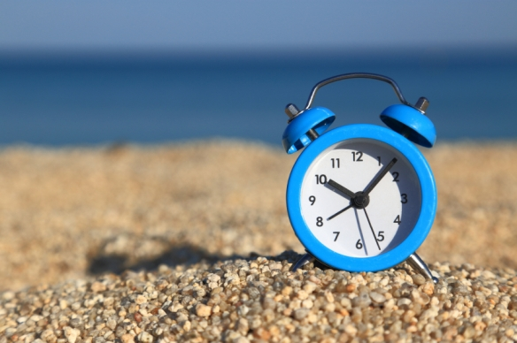 A blueberry clock, perhaps? - tangledpasta.net