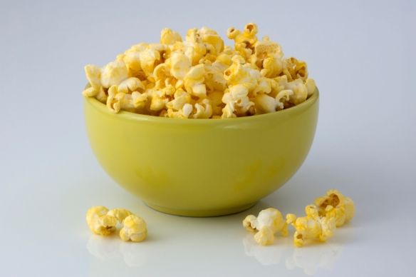 I admit to being a popcorn purist - tangledpasta.net