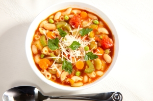 No matter which version one makes, Pasta e Fagioli is delizioso! - tangledpasta.net