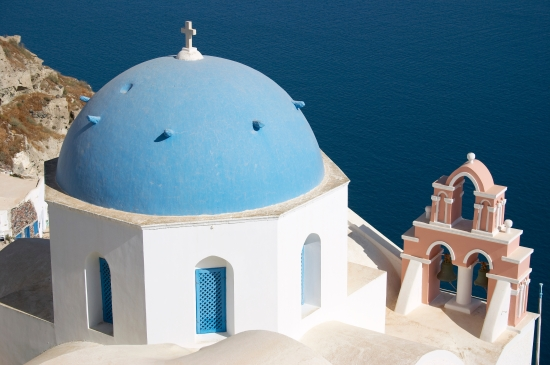 I have fond memories of travels on particular Greek islands.-tangledpasta.net