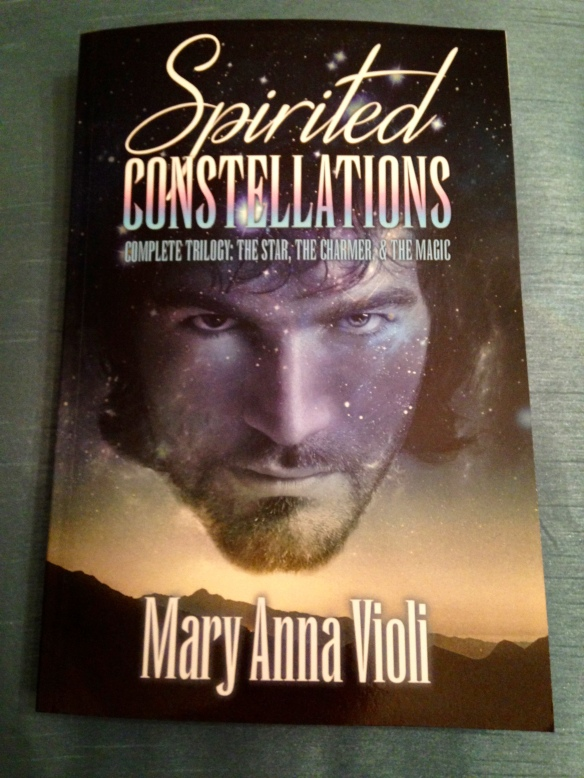 The second edition of my  first book, Spirited Constellations, will be published this week, as will my second book, Spirited Constellations: Travels. -tangledpasta.net