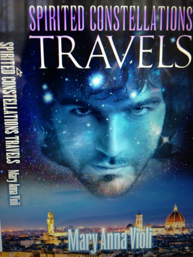 Spirited Constellations: Travels is now published and available on Amazon! -www.tangledpasta.net